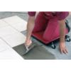 Kép 2/2 - Raimondi Nelson gurulós szék térdeplővel, burkoláshoz