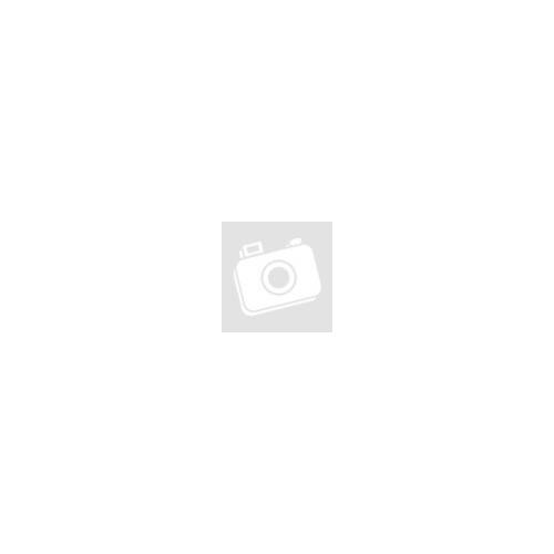 Profilplast PVC élvédő, íves, 8 mm / 2.78m törtfehér