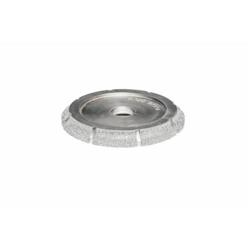 Raimondi 1 / 2 Bullnose wheel, radius 6 mm - dry use