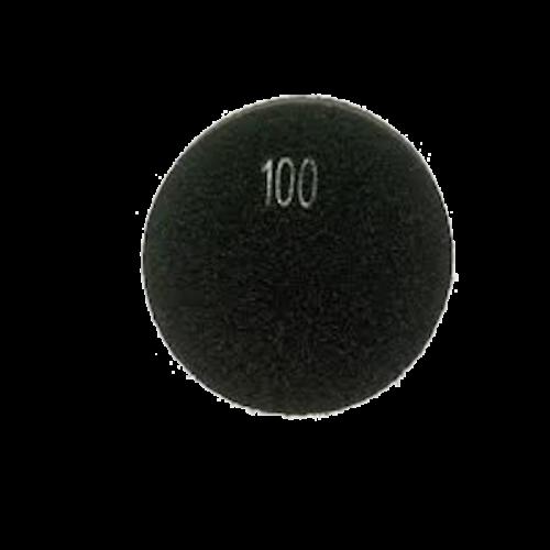 Raimondi csiszoló korong, gyémánt 100 mm tépőzárás, gres laphoz gr.100