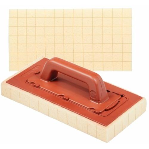 Raimondi szivacs, Vágott, Cserélhető Nyéllel (17 x 34 x 4) 336SWET