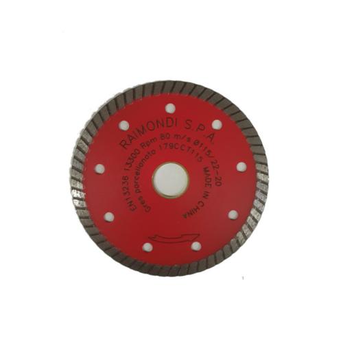 Raimondi gyémánttárcsa 115 mm Turbo 179CCT115