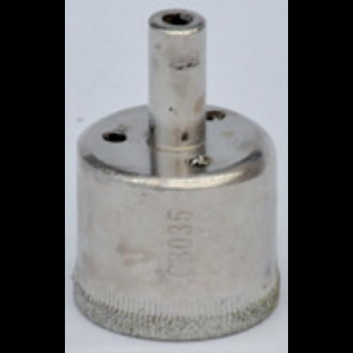 Raimondi fúrószár, Gyémántfúró, 30 mm, vizes 181U030