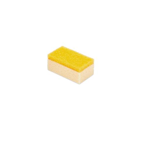 Raimondi szivacs finom és durva felülettel, 16 x 9 cm